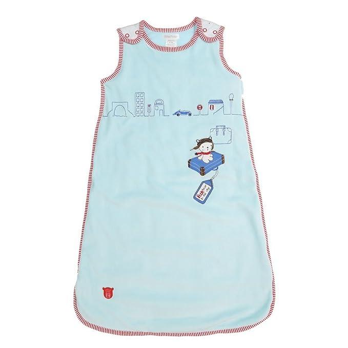 Ital-Design - Saco de dormir - para bebé niña azul claro 92: Amazon.es: Ropa y accesorios
