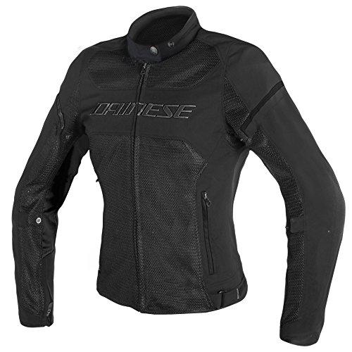 Dainese Air (Dainese Women's Air Frame D1 Lady Tex Jacket Black 42)