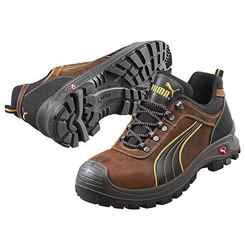 Puma Safety - Zapatos Marrón