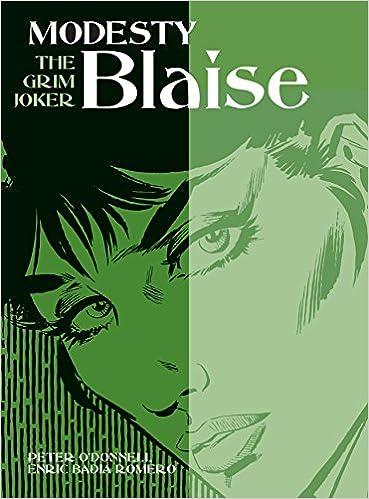 dfc06cd0d83f Modesty Blaise: The Grim Joker: Peter O'Donnell: 9781781167113 ...