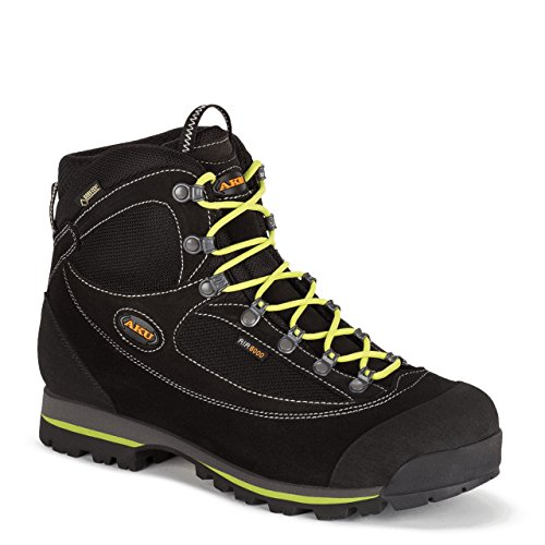 AKU , Chaussures de ville à lacets pour homme neroverde 41 EU