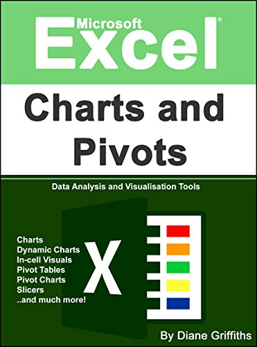Microsoft Excel Charts and Pivots: Data Analysis and Visualisation Tools (Learn Excel Visually Journey Book 4) (Kindle Charts)