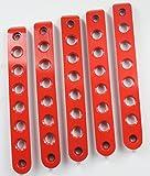 Aluminum Side Door Grab Handle Knobs Cover Trim