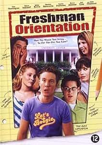 Amazon.com: Freshman Orientation [Region 2]: John Goodman ...