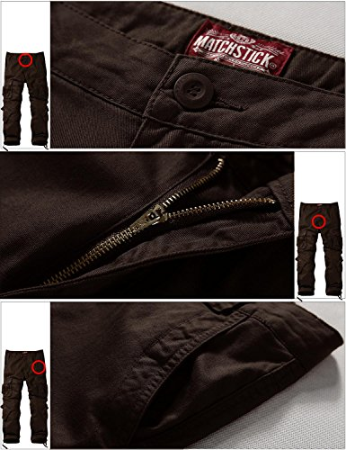 Match Men's Wild Cargo Pants