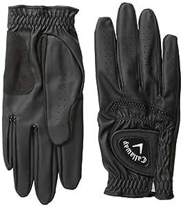 Callaway Men's Opti Grip Golf Gloves (Pack of 2), Small, Ambidextrous
