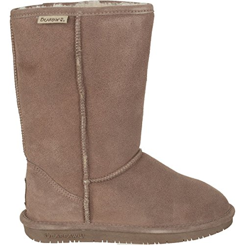 BearPaw Women's Emma 10'' Boot Taupe Size 9 by BEARPAW