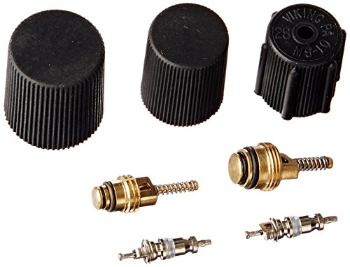 Ford Windstar Air Conditioning (Four Seasons 26779 Cap & Valve Air Conditioning System Seal Kit)