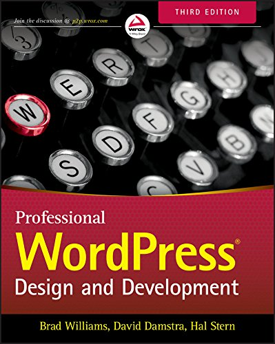 (Professional WordPress: Design and Development)