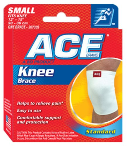 Ace Woven Knee Brace Support, #7303 Small - 1 Ea