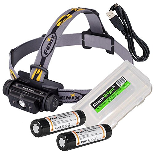 rechargeable Headlamp neutral batteries EdisonBright product image