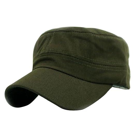 Kimloog Unisex Army Caps dc7551fc06d