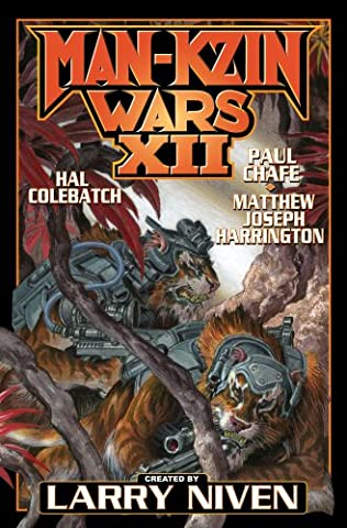 Man-Kzin Wars XII by Larry Niven
