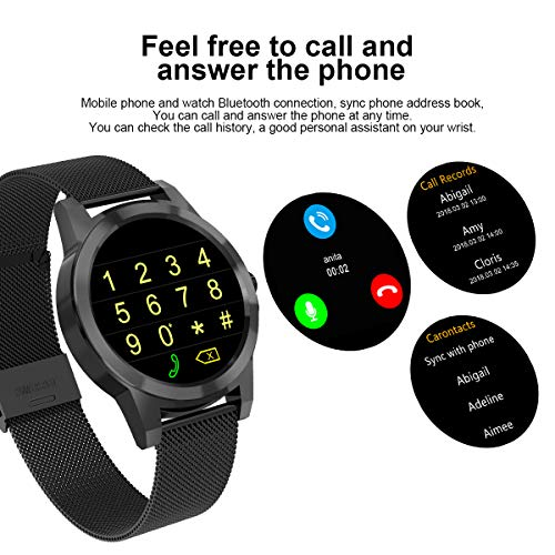 Diggro DI03 Plus Smart Watch IP67 Waterproof MTK2502C Support Bluetooth Speaker Microphone G-Sensor Siri Heart Rate Monitor Sport Pedometer Sleep ...