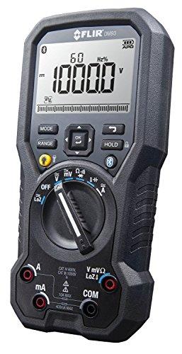 FLIR DM93 Industrial Digital Multimeter product image