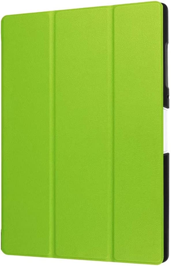 GOGODOG Acer B3-A40 Case Ultra Slim Bumper Full Body Protection Leather Protective Case 10.0 Inch Tablet Holder Shell Protector for Acer B3-A40 (Green)