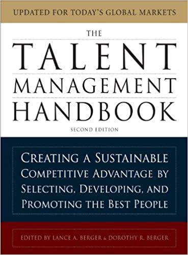 Talent Management Handbook Cover