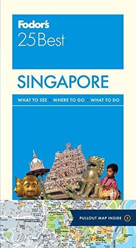 Fodor's Singapore 25 Best (Full-color Travel - Raffles City Singapore