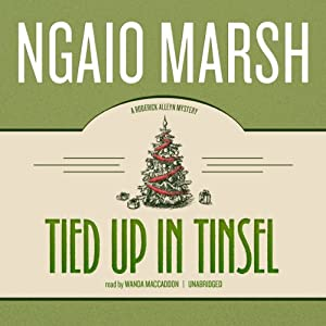 Tied Up in Tinsel Audiobook