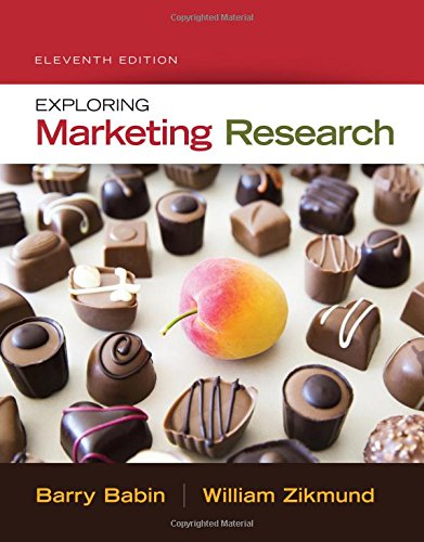Exploring Marketing Research (with Qualtrics Printed Access Card)