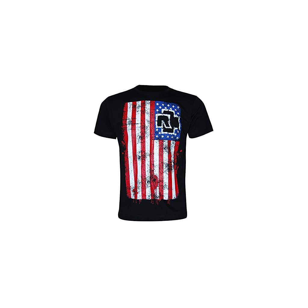 Rammstein – Camiseta  USA