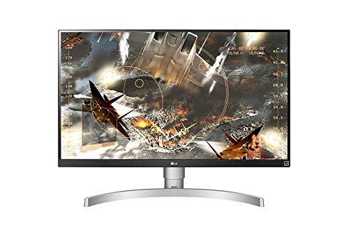 "2 opinioni per LG27UK650 Monitor, 27"", LED IPS UltraHD 4K HDR 10, 3840x2160, AMD FreeSync, 1"