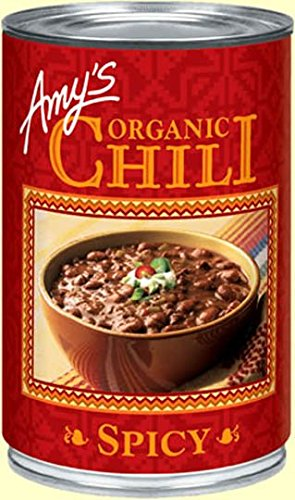 Vegan Spicy Chili by Amy's Kitchen, 14.7 oz