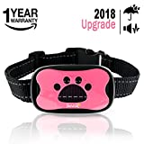 JANNIK Barking Control Collar for Dogs – Humane Stop Barking Training Collar – Vibration and Sound – No Shock Collar – Safe for Dogs and Human with Water Resistance For Sale