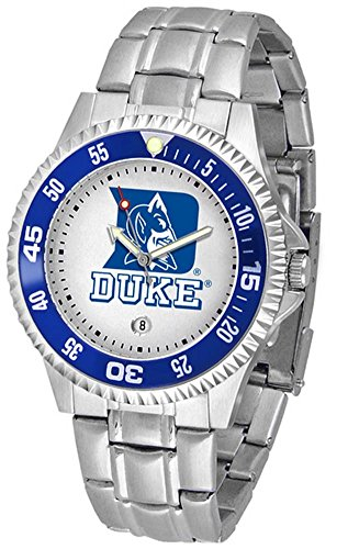 Duke Blue Devils Competitor Watch with a Metal - Sport Blue Duke Watch Devils