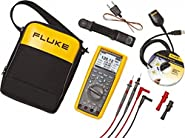 16 Piece, Electrical Test Equipment Combination Kit