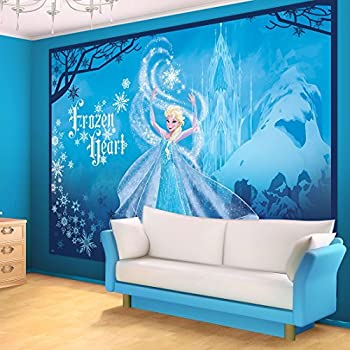 Disney Frozen Elsa Wallpaper Mural By Consalnet Part 45