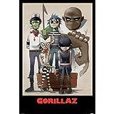Amazon.com: Blink 182 Poster Blink182 Band Shot Standing ...