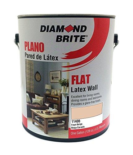diamond-brite-paint-11400-1-gallon-flat-latex-paint-fawn-beige