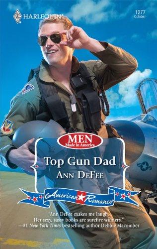 book cover of Top Gun Dad
