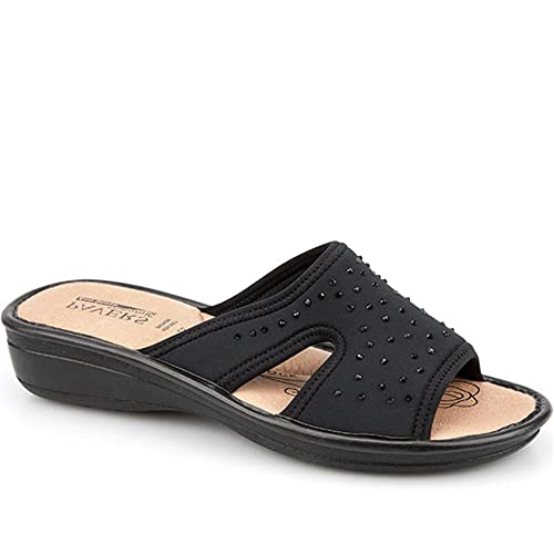 65016f427ca0c Pavers Sandal with Low Heel 309 522: Amazon.co.uk: Shoes & Bags