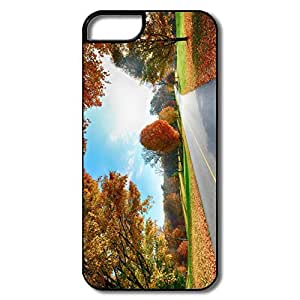 Cartoon Landscape IPhone 5/5s Case For Her