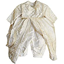 Baby boy Christening Outfit B001 (Blessing - Baptism Gown) Burbvus