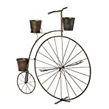 Cheap VERDUGO GIFT Old-Fashioned Bicycle Plant Stand