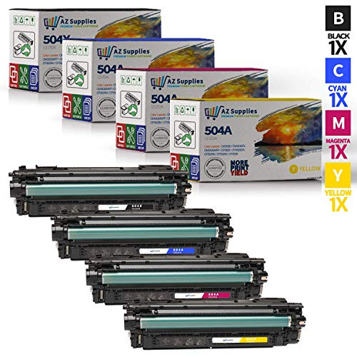 AZ Supplies © Re-Manufactured Replacement Toner Cartridge S