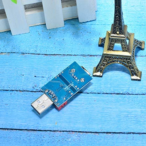 Comimark 1Pcs 1500V USB to USB Isolator Board Protection Isolation ADUM4160 ADUM3160 Module