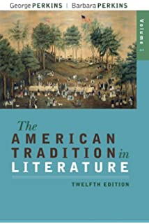 Amazon the american tradition in literature 12th edition the american tradition in literature volume 1book alone fandeluxe Images