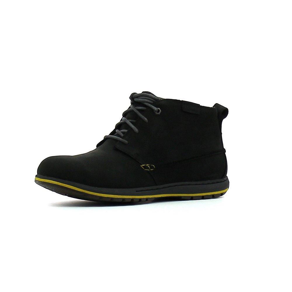 Davenport Chukka Waterproof Black