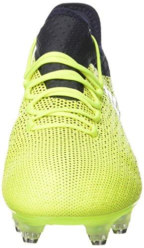 Adidas Chaussures 17 2 Tinley Football Sg Pour Jaune amasol De X Tinley Homme XqwgxrFnUX