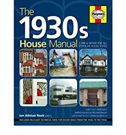 the 1930s house manual by rock ian author sep 15 2005 hardback rh amazon co uk 1930s Food Pictures From the 1930s