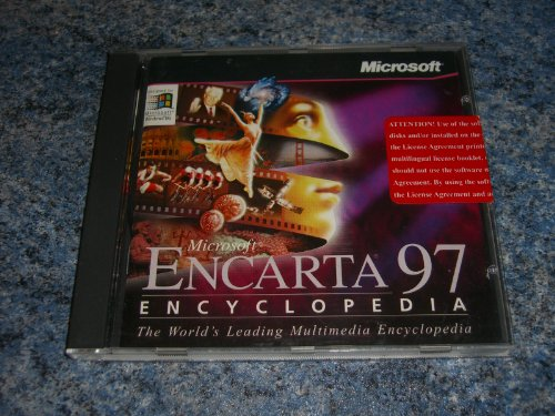 Encarta 97 Encyclopedia (Windows 95)