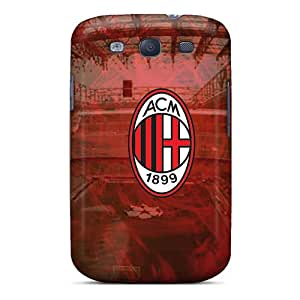 New Cute Funny Milan Case Cover/ Galaxy S3 Case Cover
