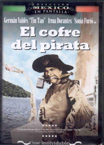 Amazon.com: CINCO GRANDES DEL CINE MEXICANO VOL 1 / EL RAPTO / SIMITRIO / CADA LOCO CON SU TEMA / EL COFRE DEL PIRATA / MODISTO DE SENORAS: MAURICIO GARCES, ...