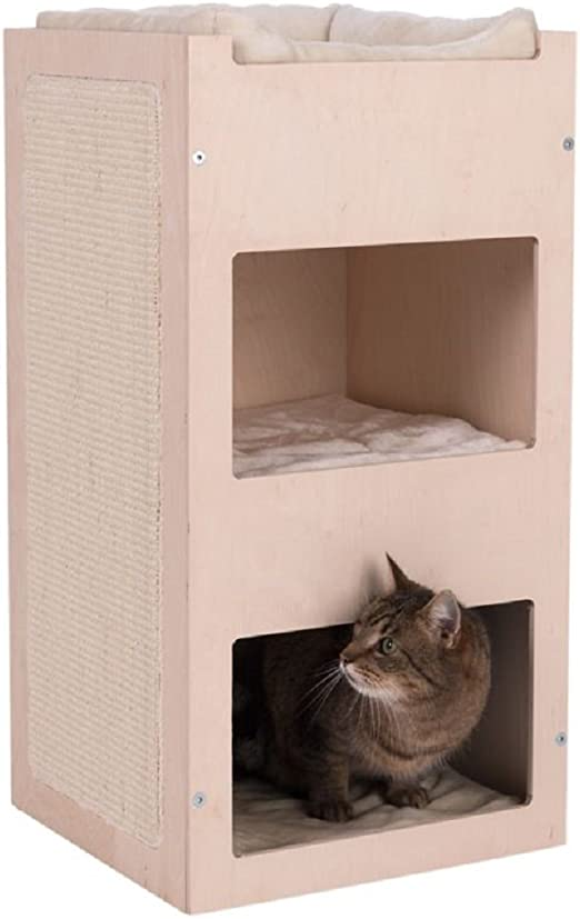 PaylesswithSS - Barril rascador para gatos grandes: Amazon.es ...