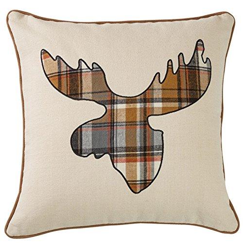 Roaring Thunder Plaid Moose 20