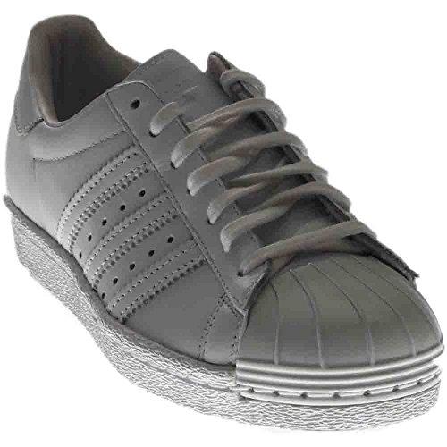 adidas Women Originals Superstar 80S METALTOE Shoes #S76540 (8.5)